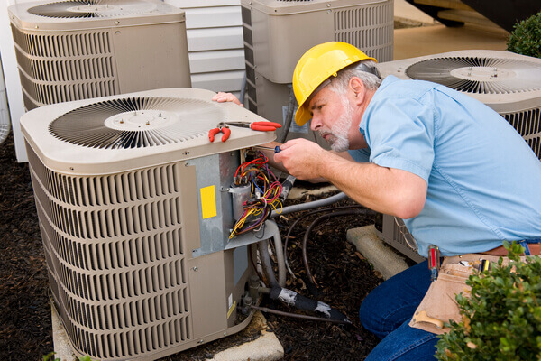 AC unit humming but not turning on