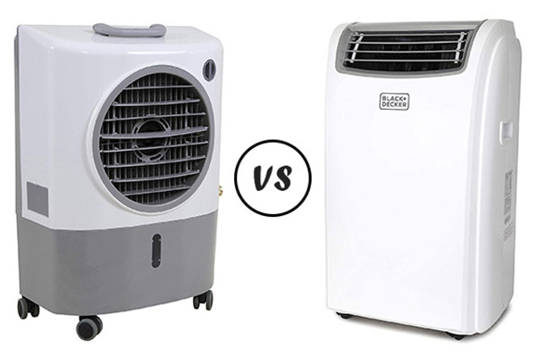 air cooler vs.air conditioner