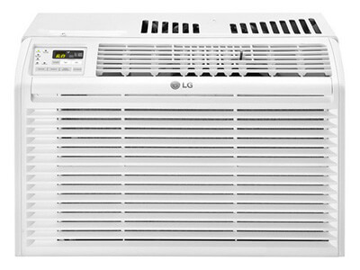 LG LW6017R Lightweight Window Air Conditioner