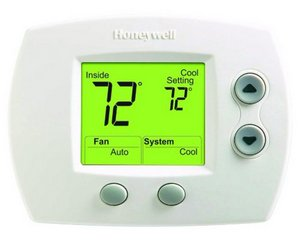 Honeywell TH5110D1006/U Non-Programmable Thermostat