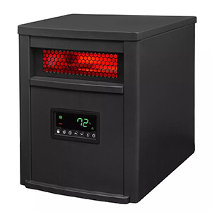 LifeSmart Infrared Electric Heater